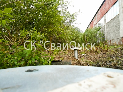 оцинкованные винтовые сваи в Омске
