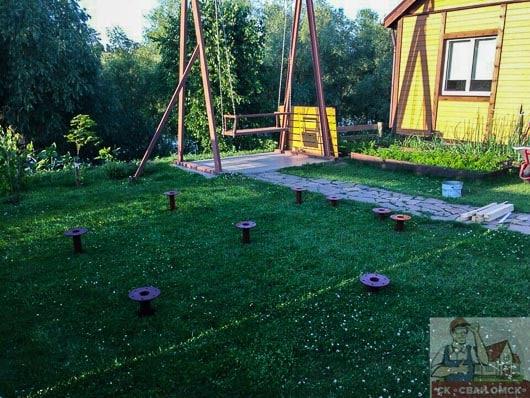 Изготовление и монтаж винтовых свай в Омске