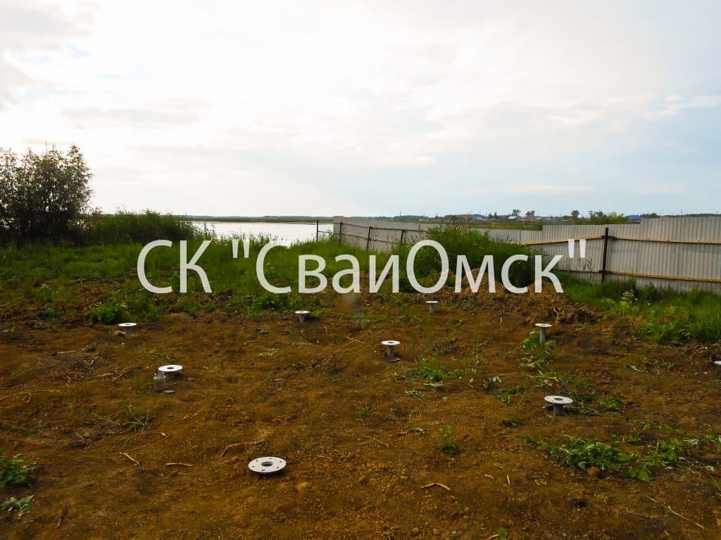винтовые сваи в Омске